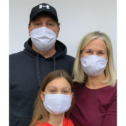 Face Mask Washable Cotton