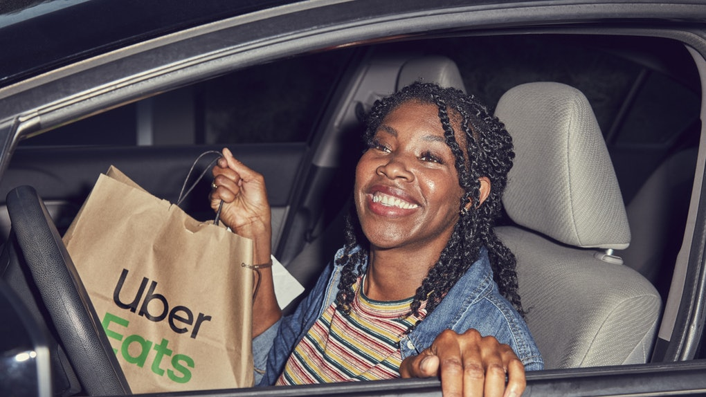 Uber Eats' 2020 Cravings Report features the wildest quarantine requests.
