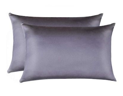 Jocoku 100% Mulberry Silk Pillowcases