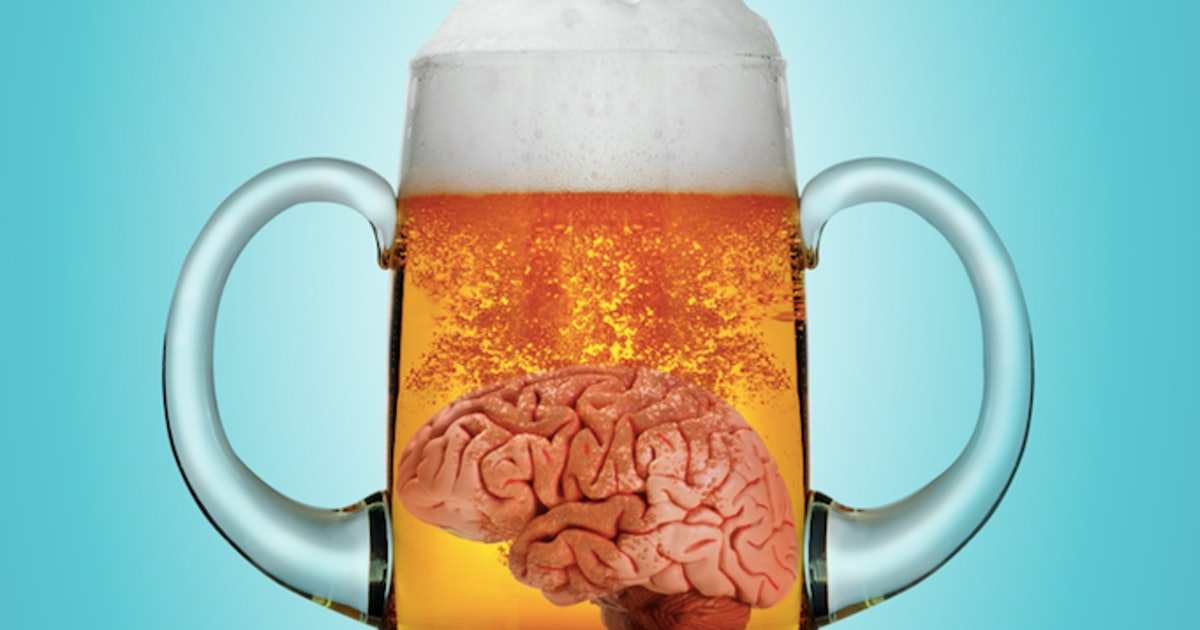 The brain's response to alcohol varies based on individual preferences