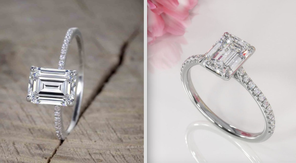 These engagement rings that look like Nicola Peltz's are way cheaper.