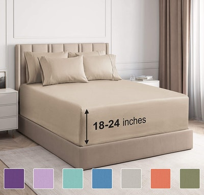 CGK Unlimited Sheet Set (6 Pieces)