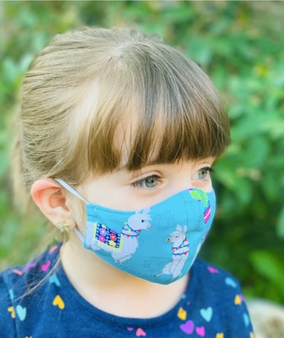 Face Mask Kids Reusable and Washable