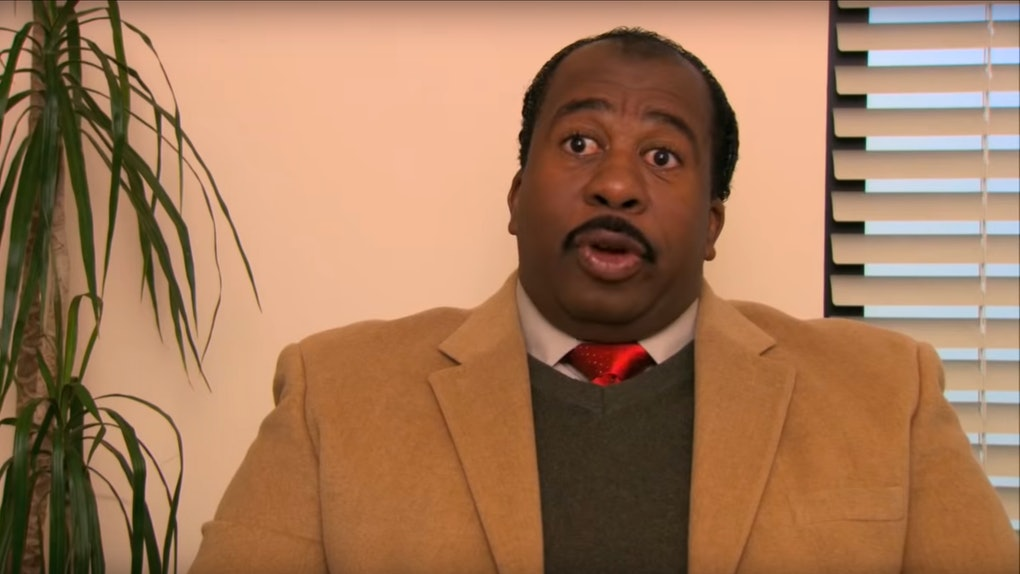 Stanley from 'The Office'
