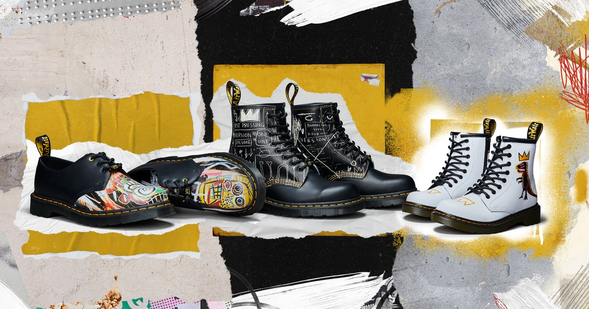Dr. Marten's New Collab Will Be A New York It-Shoe