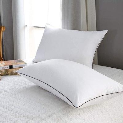 JOLLYVOGUE Bed Pillows (2-Pack)