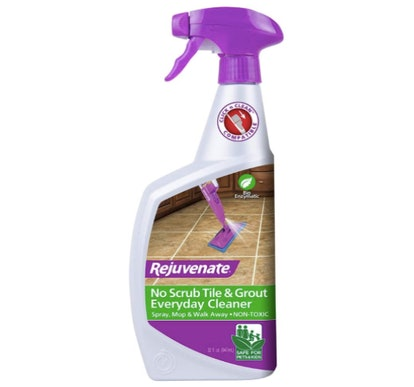Rejuvenate No-Scrub Grout and Tile Cleaner