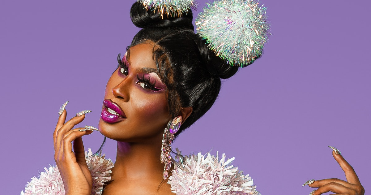 Drag Queen Shea Couleé Is All About Working Hard & Speaking Out