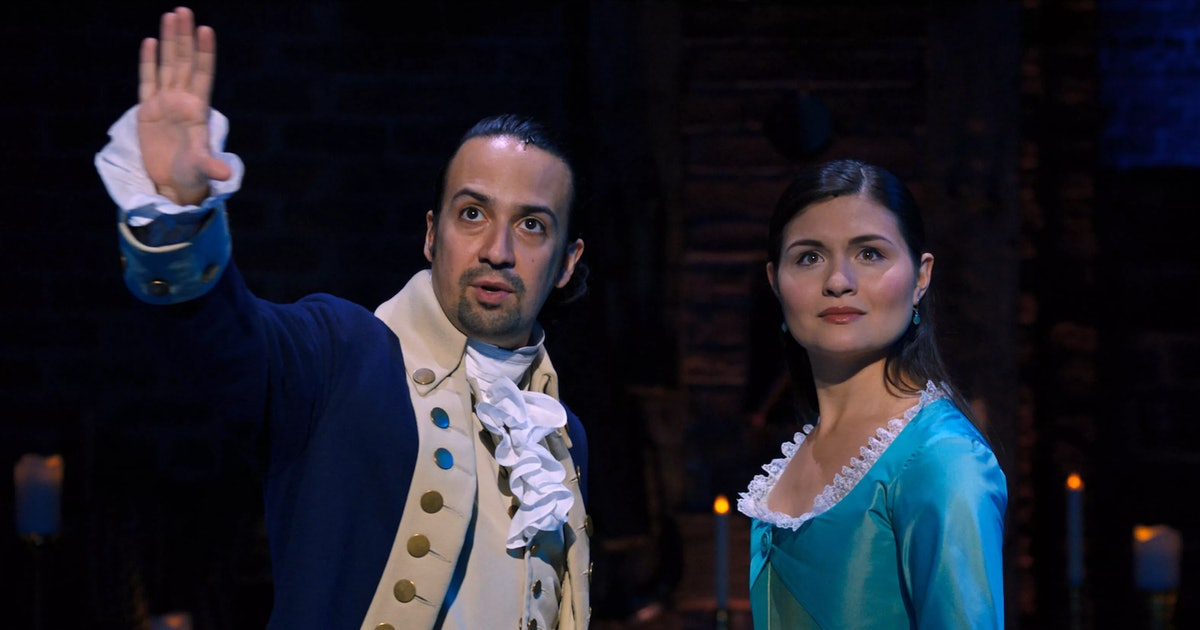 This Explanation Of *That* Final Moment In 'Hamilton' Will Make You Think