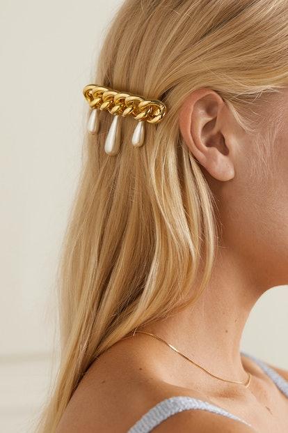 Canasta Hair Clip