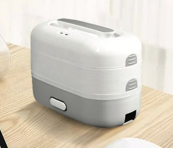self heating lunch boxes