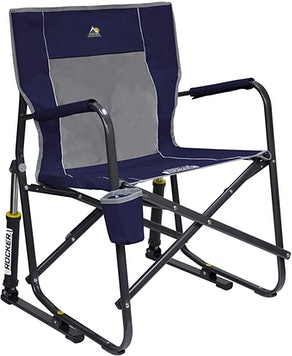 GCI Outdoor Freestyle Rocker Portable Rocking Chair