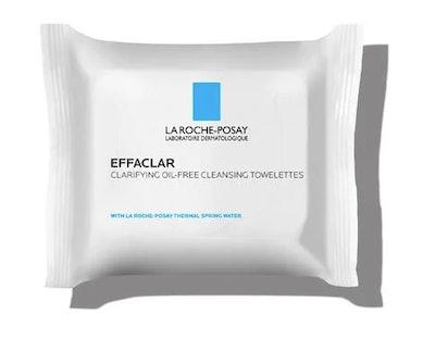 La Roche-Posay Effaclar Facial Wipes For Oily Skin