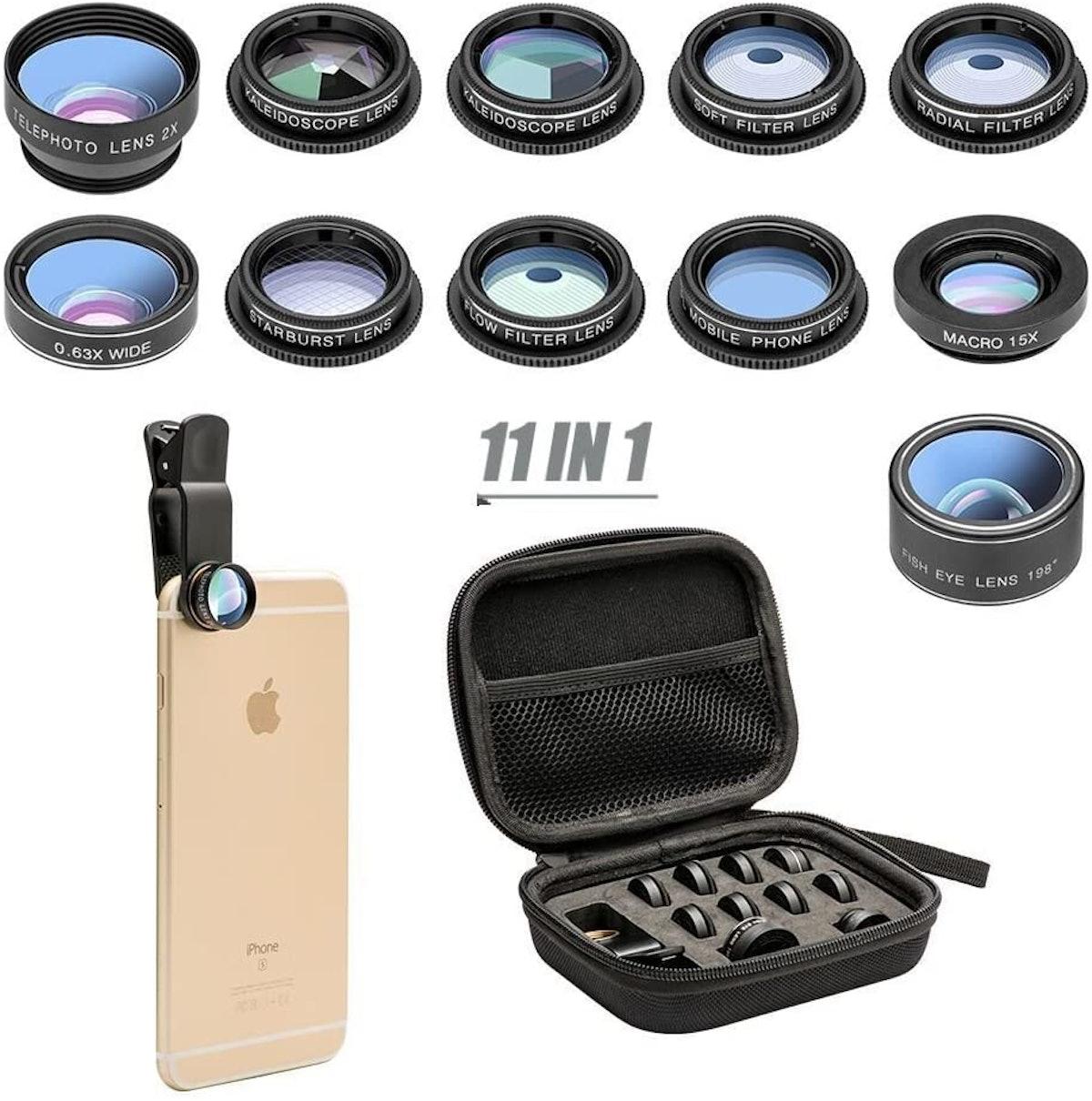 Mocalaca Smartphone Lens Kit