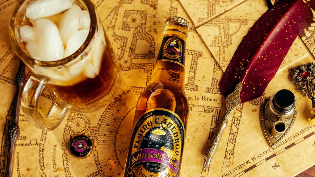 Here's where to buy Flying Cauldron Butterscotch Beer