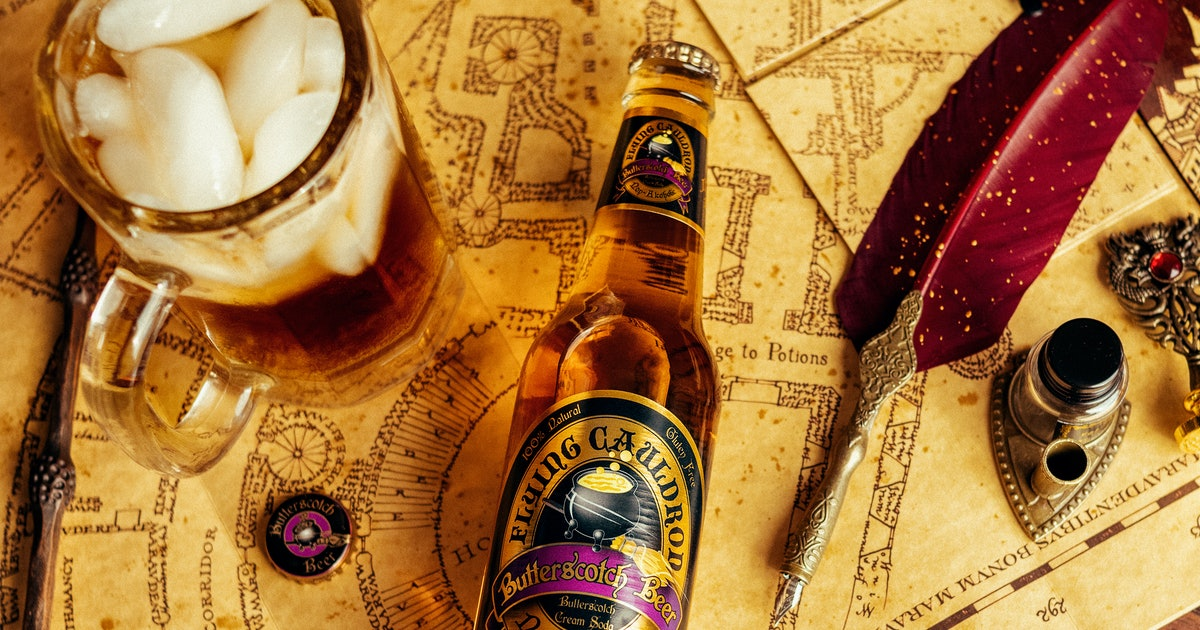 You Can Get Butterscotch Beer Delivered For A Taste Of The Wizarding World At Home