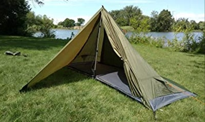 River Country Products One-Person Trekking Pole Tent