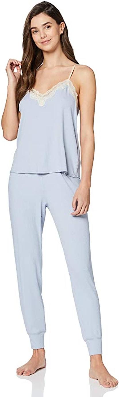 Amazon Brand - Iris & Lilly Women's Pajamas Set