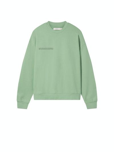 Lightweight Recycled Cotton Sweatshirt