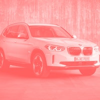 The all-electric iX3 is BMW's future but it looks like its past
