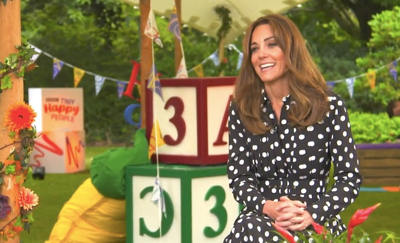 Kate Middleton talks about Tiny Happy People on BBC Breakfast