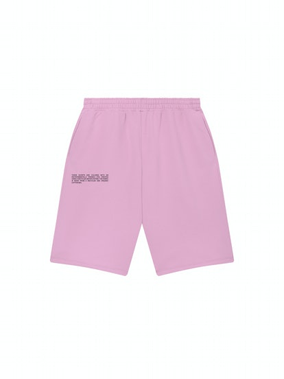 Lightweight Recycled Cotton Long Shorts