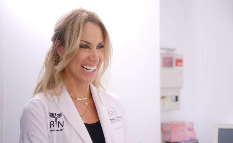 Nurse Jamie in 'Skin Decision'