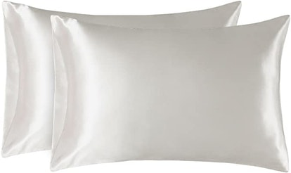 Bedsure Satin King Size Pillow Case