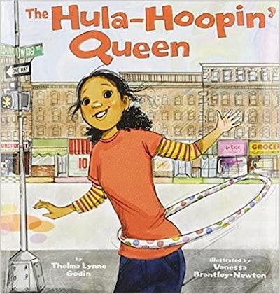 'The Hula Hoopin Queen' by Thelma Lynn Godin