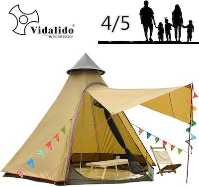 Vidalido Dome Camping Tent
