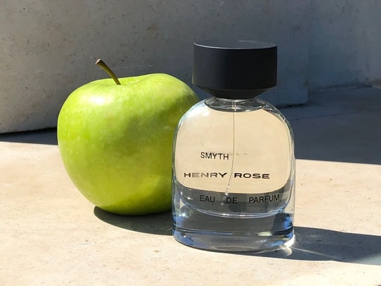Henry Rose's seventh fragrance features a mix of green apple and musk.