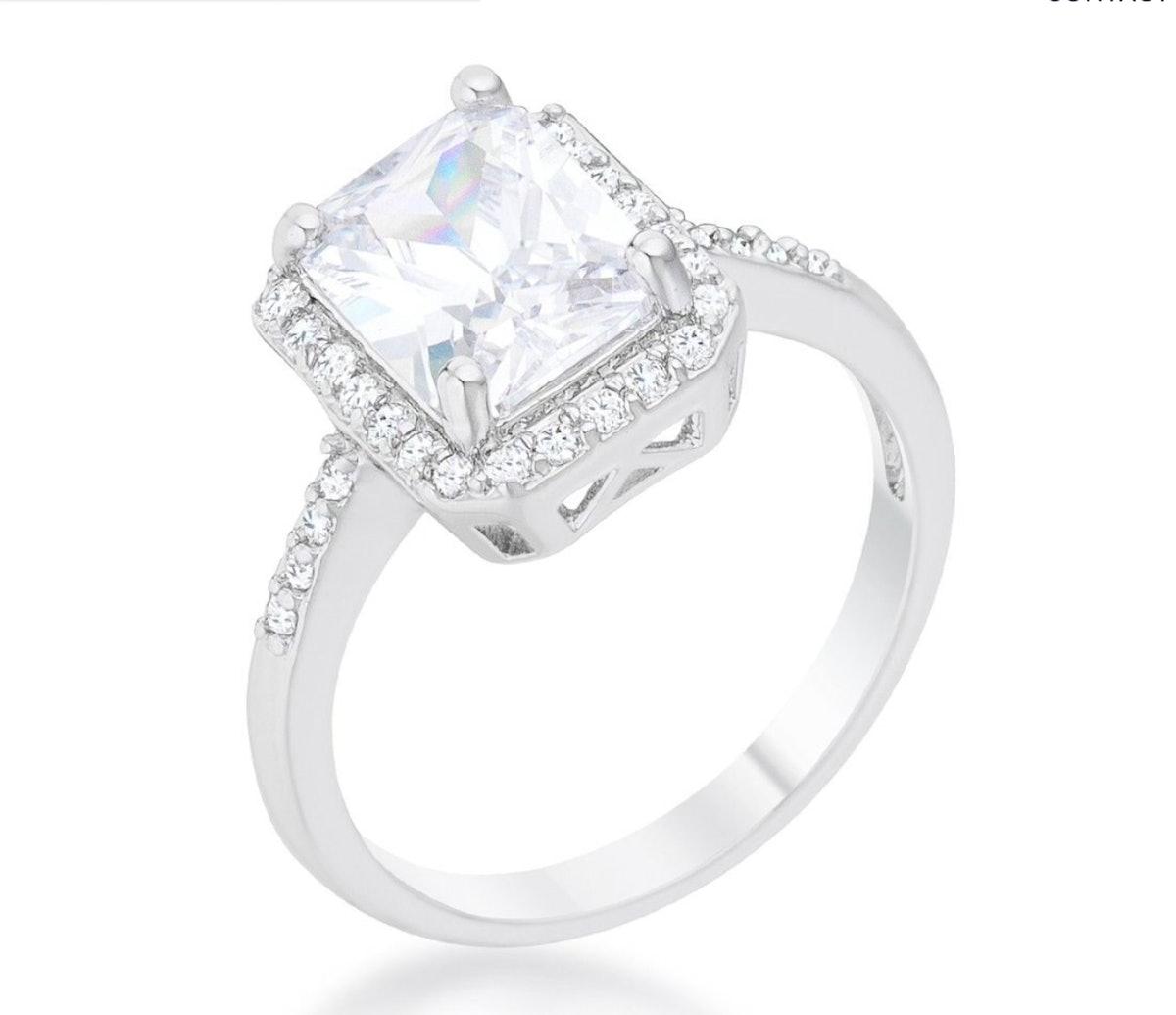 Classic Bridal Ring