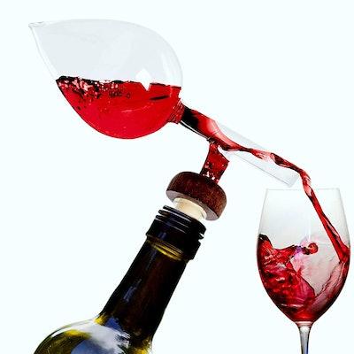 The Wine Savant Wine Aerator and Decanter
