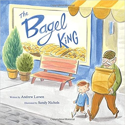 'The Bagel King' by Andrew Larsen
