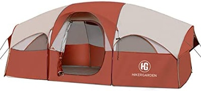 Hikergarden Eight-Person Camping Tent
