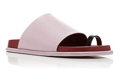 Marina Moscone Women's Flat Sandal