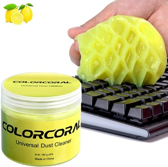 Color Coral Cleaning Gel