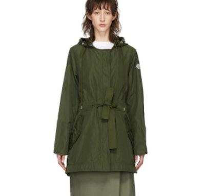 Khaki Mascate Coat