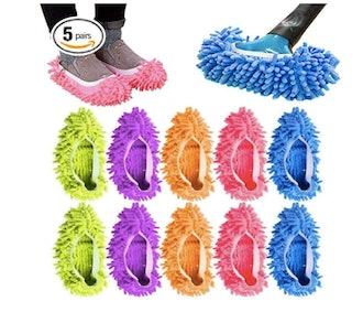 Milky House Microfiber Mop Slippers