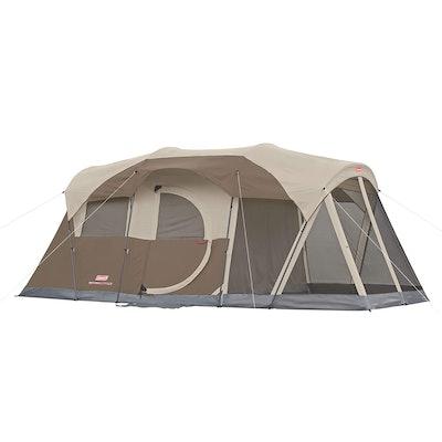 Coleman WeatherMaster Tent with Screen Room