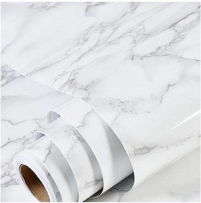 PracticalWs Self-Adhesive Marble Paper Peel