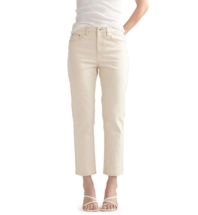 Thakoon Classic Cropped Jean