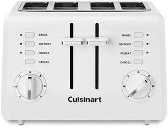 Cuisinart 4-Slice Compact Plastic Toaster