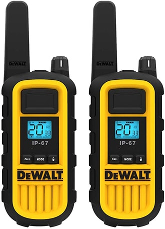 DEWALT DXFRS800 2 Watt Heavy Duty Two-Way Radio
