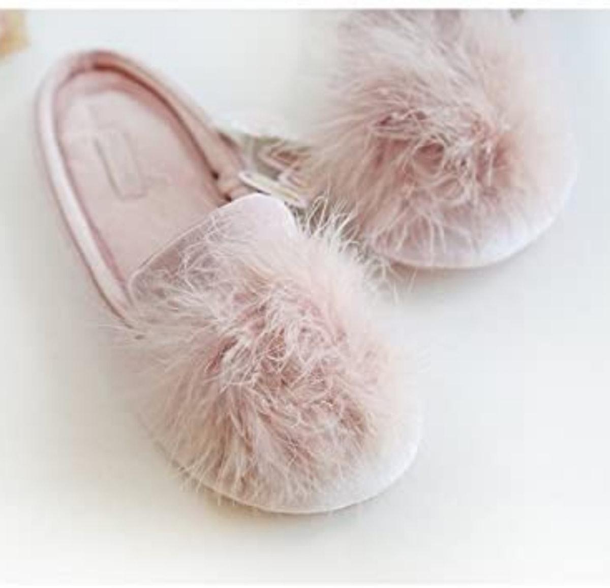 HALLUCI Velvet Slippers