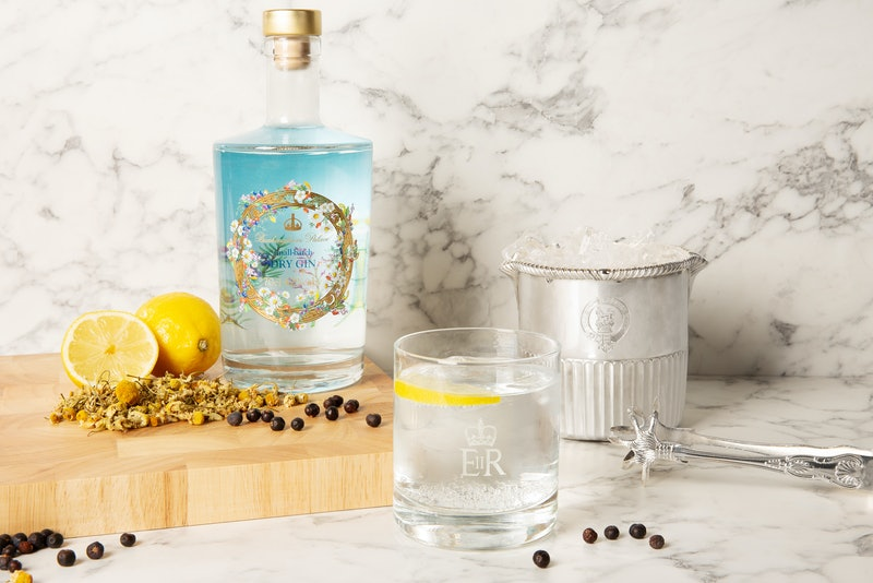 Official Buckingham Palace gin