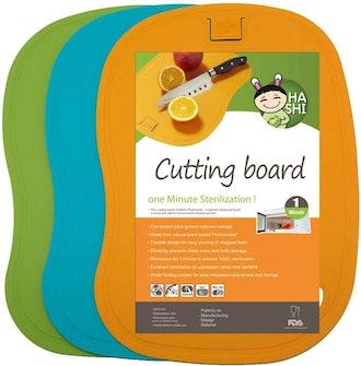 HASHI Ergonomic Design TPE Cutting Board