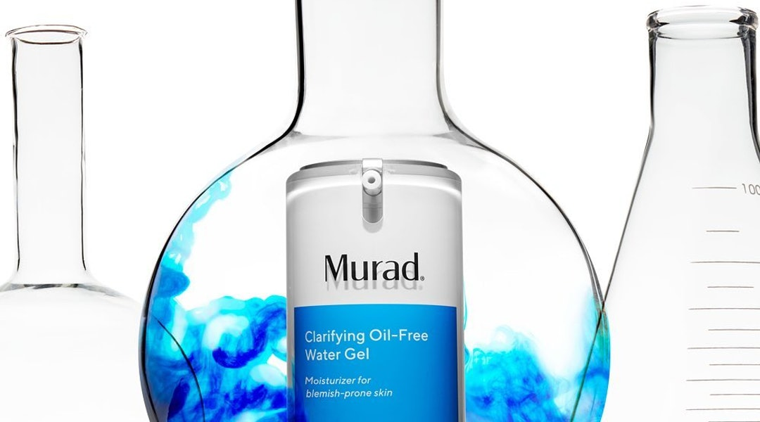 Murad's newest product helps calm skin and reduce blemishes.