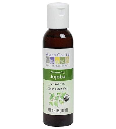 Aura Cacia Organic Jojoba Skin Care Oil