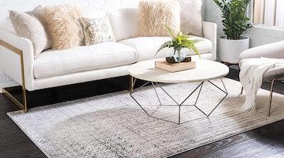 Unique Loom Contemporary Area Rug